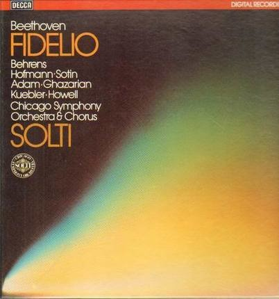 #<Artist:0x00007f7dfdf2c538> - Fidelio,, Chicago Symph Orch & Chorus, Solti