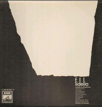 #<Artist:0x00007f4a7ce4c398> - Fidelio,, Karajan, Berliner Philh, Chor der dt Oper Berlin