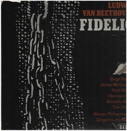 #<Artist:0x00007f4a9041c800> - Fidelio,, Wiener Philh, Maazel