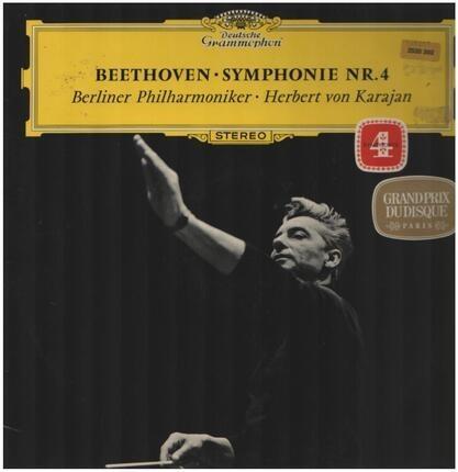 #<Artist:0x00007f22becea260> - Karajan: Symphonie Nr.4