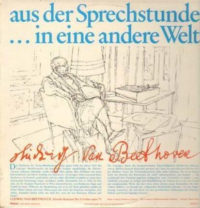 #<Artist:0x00007fb229e2b8e0> - Klavierkonzert Nr.5 Es.dur opus 73,, Ludwig Hofmann, Londoner Philh Orch, H. Stein