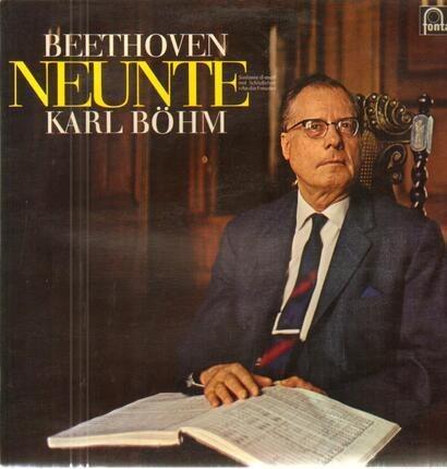#<Artist:0x00007f7e1cd2e8c0> - Neunte, Karl Böhm, Wiener Symphoniker