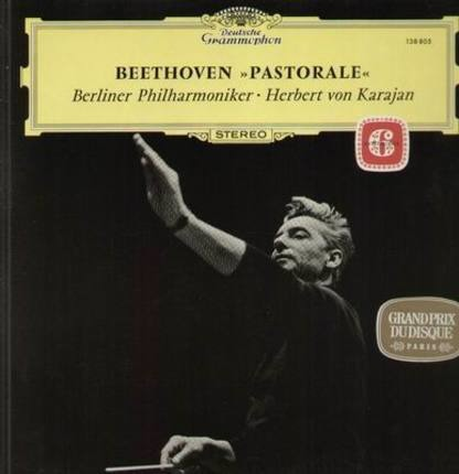 #<Artist:0x00007fc029a80e30> - Pastorale,, Berliner Philh., Karajan