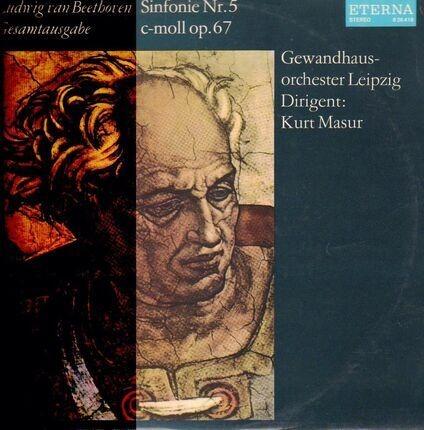 #<Artist:0x00007fd63a63c2d0> - Sinfonie Nr.5 c-moll,, Gewandhausorch, Masur
