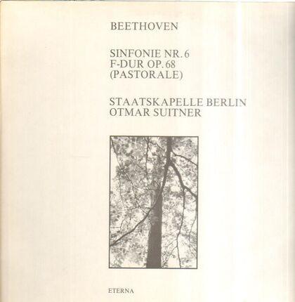 #<Artist:0x00007f404d655678> - Sinfonie Nr.6 Pastorale-Staatskapelle Berlin, Otmar Suitner