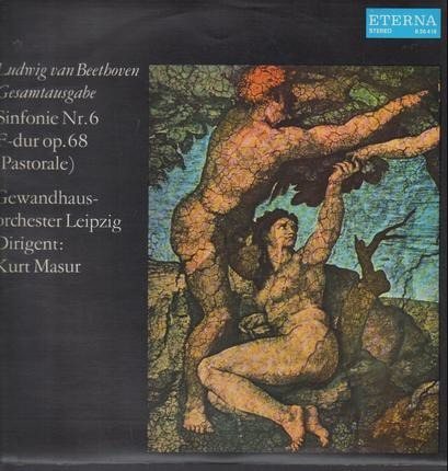 #<Artist:0x00007f4a90237670> - Sinfonie Nr.6, F-dur op.68,, Gewandhausorch Leipzig, Masur