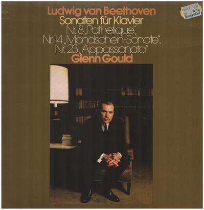 #<Artist:0x00007f7e1db383a8> - Sonaten für Klavier,, Glenn Gould