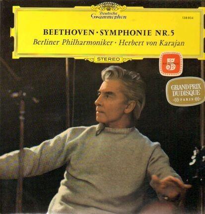#<Artist:0x0000000004f1cd28> - Symph Nr.5,, Berliner Philh, Karajan