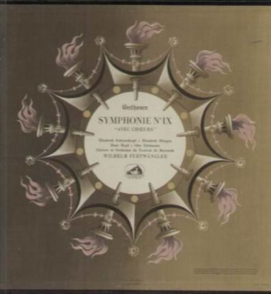 #<Artist:0x00007f412e771188> - Symphonie No IX,, Choer et Orch du Festival de Bayreuth, Furtwängler