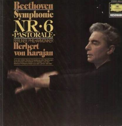 #<Artist:0x00007f410e9c7e48> - Symphonie Nr.6 Pastorale; Berliner Philh., H. von. Karajan