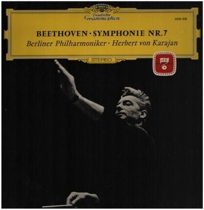 #<Artist:0x00007f4a871e3768> - Symphonie Nr.7,, Berliner Philharmoniker, Karajan