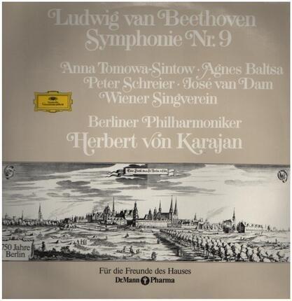 #<Artist:0x00007f410c73a308> - Symphonie Nr.9,, Karajan, Berliner Philh.