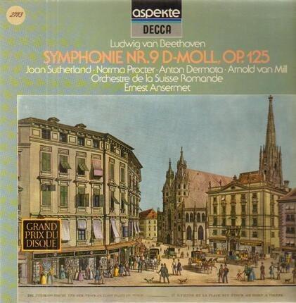 #<Artist:0x00007f4aa78c7d70> - Symphonie Nr.9,, Orch de la Suisse Romande, Ansermet