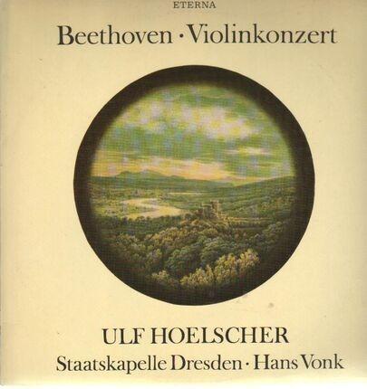 #<Artist:0x00007f7dfd7fab98> - Violinkonzert,, Ulf Hoelscher, Staatskapelle Dresden, Hans Vonk