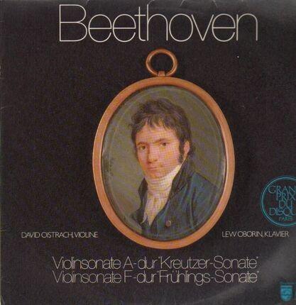 #<Artist:0x00007f4a80958810> - Violinsonaten A-dur & F-dur,, D.Oistrach, Lew Oborin