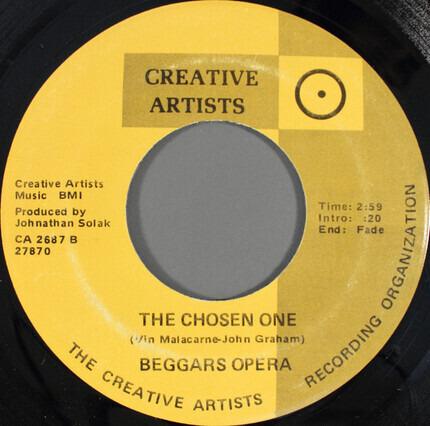 #<Artist:0x00007f740e507740> - Shady Rosy / The Chosen One