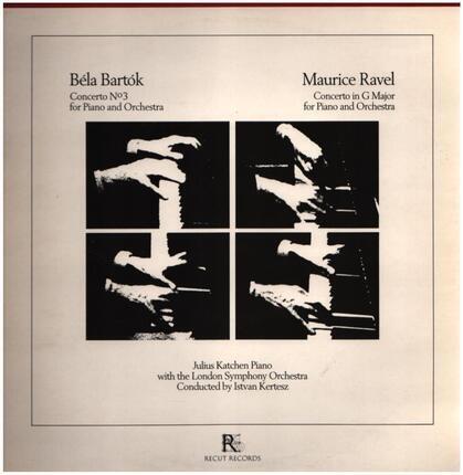 #<Artist:0x00007fb510845a68> - Concerto No. 3 For Piano And Orchestra /  Concerto In G Major For Piano And Orchestra
