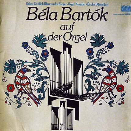 #<Artist:0x00007f412ff0df30> - Béla Bartók Auf Der Orgel