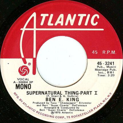 #<Artist:0x0000000006f1b340> - Supernatural Thing