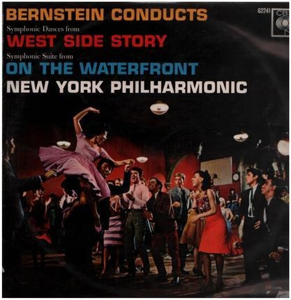 #<Artist:0x00007f38cc408970> - Symphonic Dances From West Side Story / Symphonic Suite From On The Waterfront