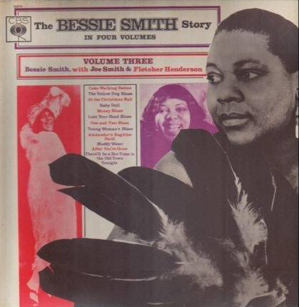 #<Artist:0x00007fd3443bae60> - The Bessie Smith Story - Vol.3