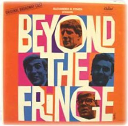 #<Artist:0x00007feab16bbec8> - Beyond The Fringe
