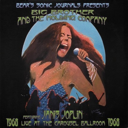 #<Artist:0x00007f740fae6958> - Live at the Carousel Ballroom 1968