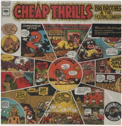 #<Artist:0x00007fcb4bb09500> - Cheap Thrills