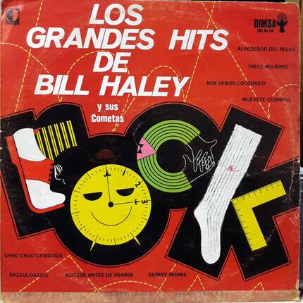 #<Artist:0x00007f0b4ec5b420> - Los Grandes Hits De Bill Haley Y Sus Cometas