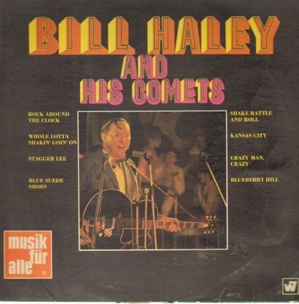#<Artist:0x00007fcec12a8518> - Bill Haley And His Comets