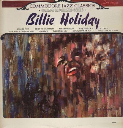 #<Artist:0x00007f43fa911ca8> - Billie Holiday