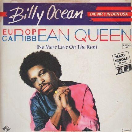 #<Artist:0x0000000007eccc80> - European Queen (No More Love On The Run)