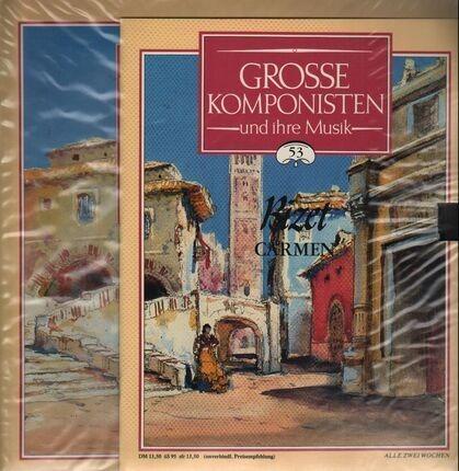 #<Artist:0x00007f412e54df78> - Carmen (Auszüge), Bernstein, Metropolitan Oper New York