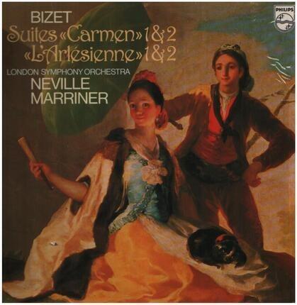 #<Artist:0x00007f412d8a6ef0> - Carmen Suite No. 1, No. 2, LSO, Marriner