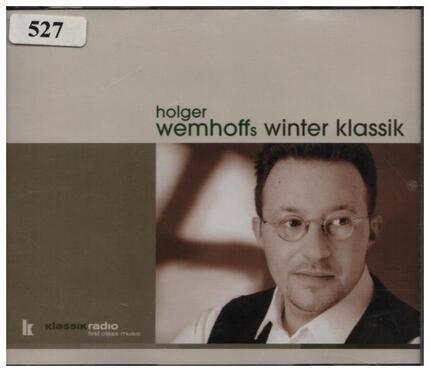 #<Artist:0x00007f4104abdbb8> - Holger Wemhoffs Winter Klassik