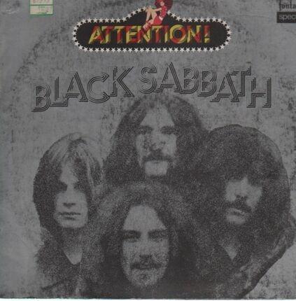 #<Artist:0x00007fc6526daec8> - Attention! Black Sabbath! Vol. 1