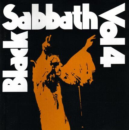 #<Artist:0x00007fcee351d240> - Black Sabbath Vol 4