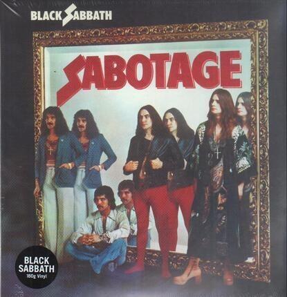 #<Artist:0x00007ff5793420d0> - Sabotage