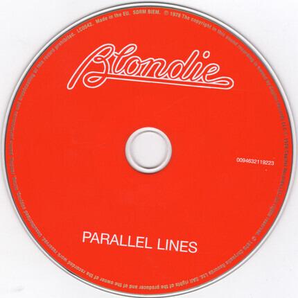 #<Artist:0x00007fcec06cab88> - Parallel Lines / Plastic Letters