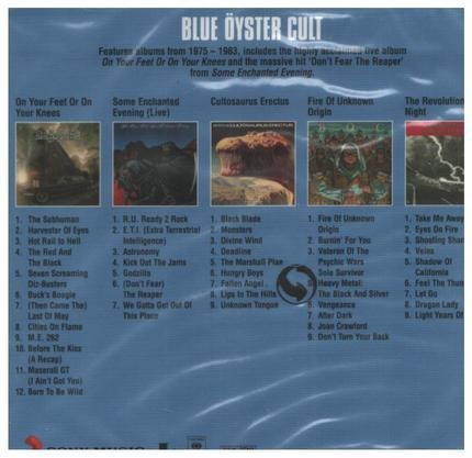 #<Artist:0x00007fceb8569c60> - Original Album Classics