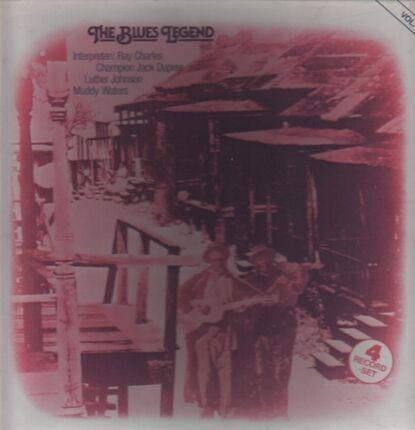 #<Artist:0x00007fe89a5d1d50> - The Blues Legend Vol. 3