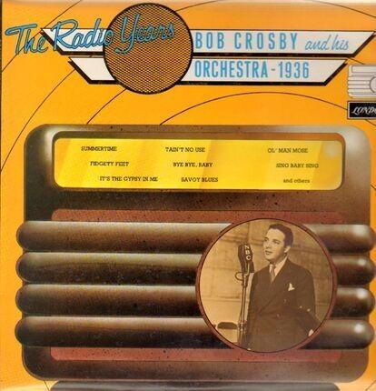 #<Artist:0x00000000089b8bd0> - The Radio Years No. 3 - 1936