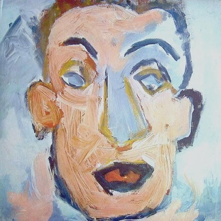 #<Artist:0x00007fcee08d40d0> - Self Portrait
