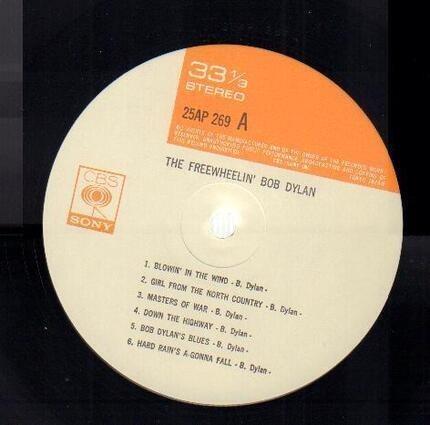 #<Artist:0x00007fb209738878> - The Freewheelin' Bob Dylan