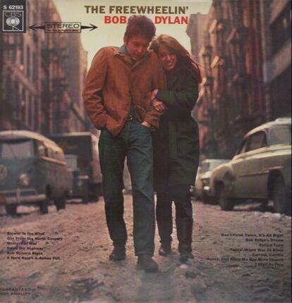 #<Artist:0x00007fd9e8b07e98> - The Freewheelin' Bob Dylan