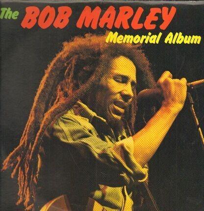 #<Artist:0x00000000078d74b0> - The Bob Marley Memorial Album