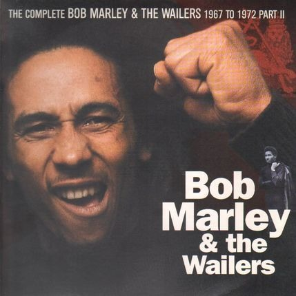 #<Artist:0x00007fb9dba9aed8> - The Complete Wailers 1967-1972 Part II