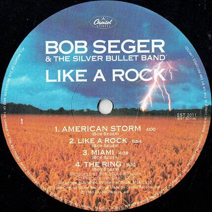 #<Artist:0x0000000008a308b0> - Like a Rock