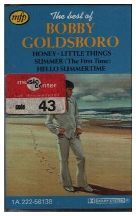 #<Artist:0x00007f412dc5beb0> - The Best Of Bobby Goldsboro