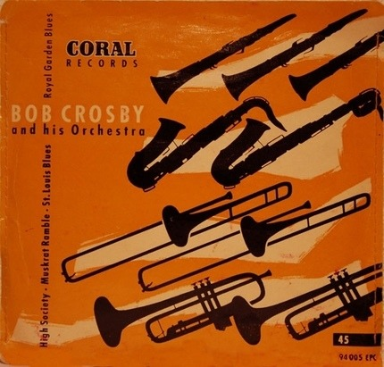#<Artist:0x00007fcee23e8498> - Bob Crosby And His Orchestra